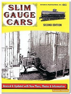 Slim Gauge Cars: Second Edition: Chris Lane