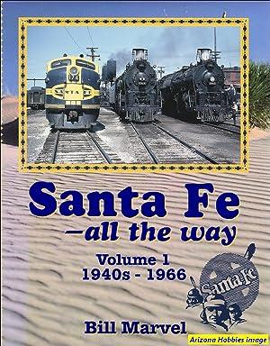 Santa Fe All The Way Vol. 1: Bill Marvel