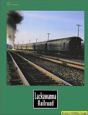 Lackawanna Railroad Trackside with Henry W. Peterson: Mike Del Vecchio