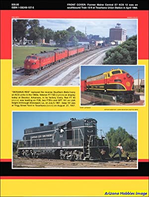 Kansas City Southern In Color: The Era of Streamlined Hospitality 1940-1970: Jim Boyd