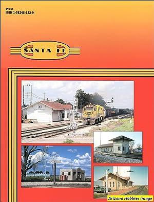 Santa Fe Facilities In Color Vol. 1: Chicago to Los Angeles: Lloyd Stagner