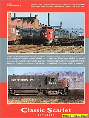 Southern Pacific In Color Vol. 3: Classic Scarlet: Jim Boyd