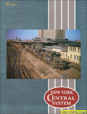 Trackside on New York Central's Western Division 1949-1955: Jerry A. Pinkepank
