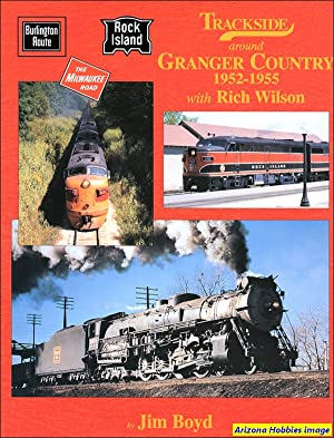 Trackside Around Granger Country 1952-1955 with Rich Wilson: Jim Boyd