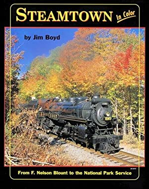 Steamtown In Color: Jim Boyd