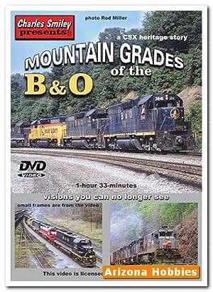 Mountain Grades of the B&O DVD