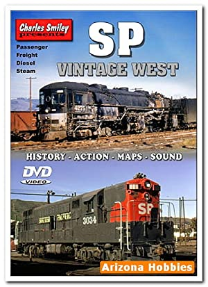 SP Vintage West DVD: Charles Smiley