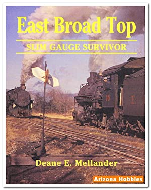 East Broad Top: Slim Gauge Survivor