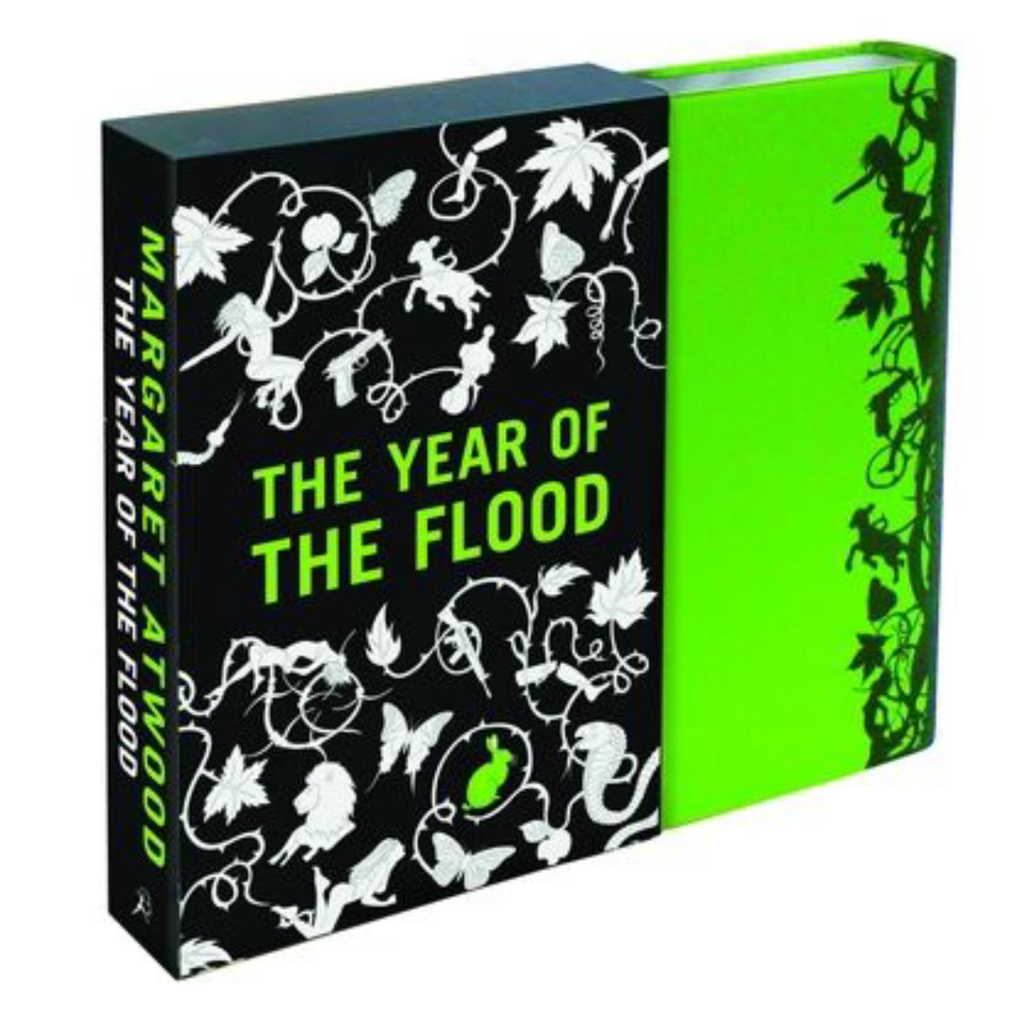 The Year of the Flood: Margaret Atwood
