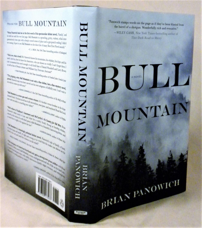 Bull_Mountain_Brian_Panowich_Très_bon_Couverture_rigide