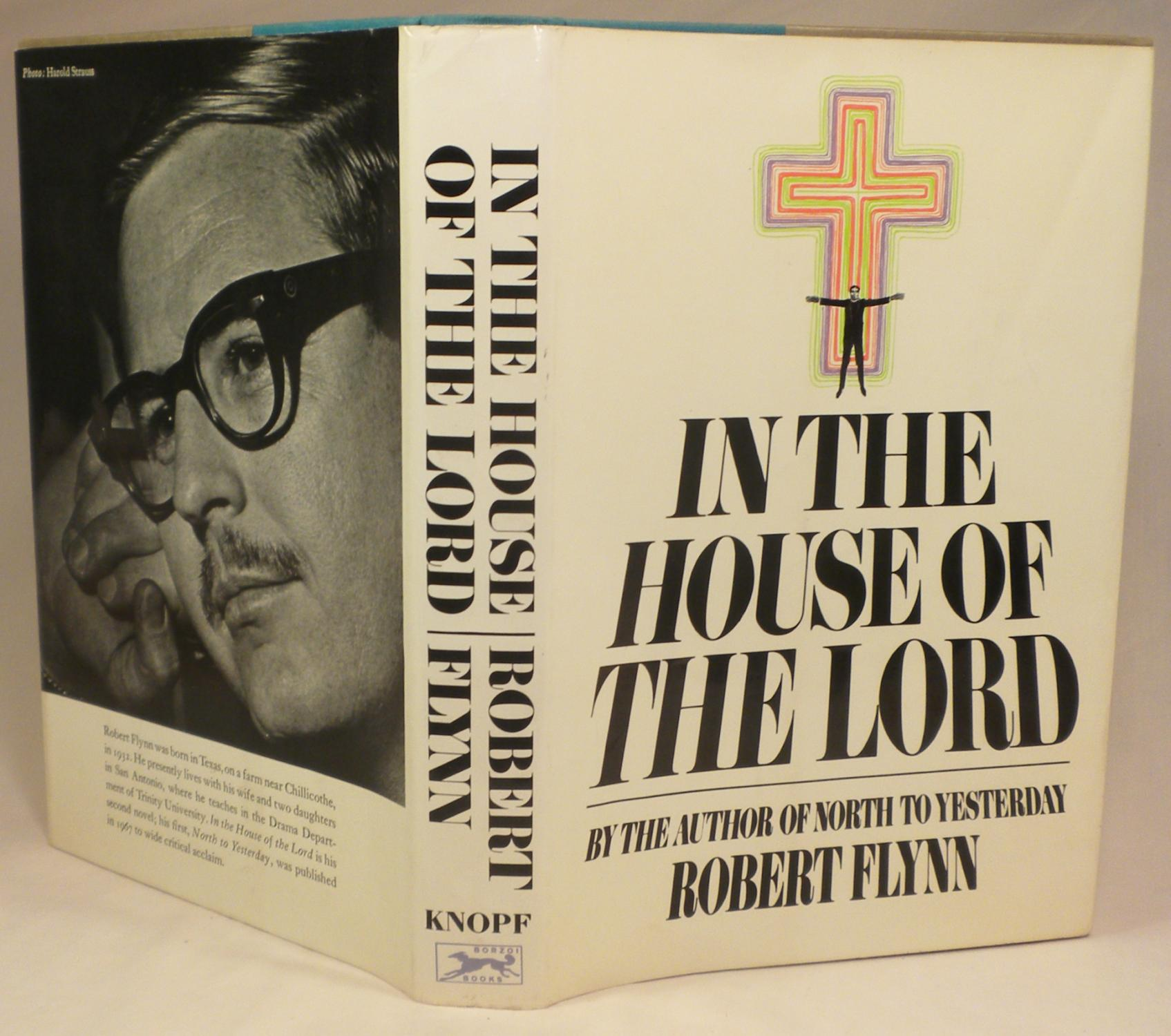 In_the_House_of_the_Lord_Robert_Flynn_Assez_bon_Couverture_rigide