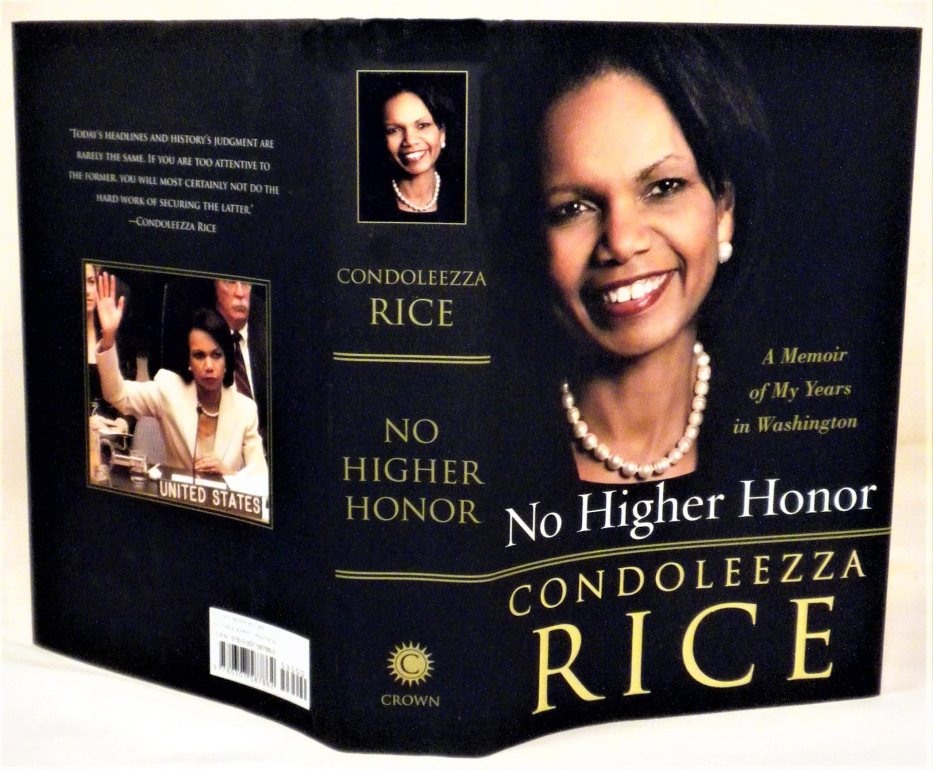 Condoleezza Rice Book