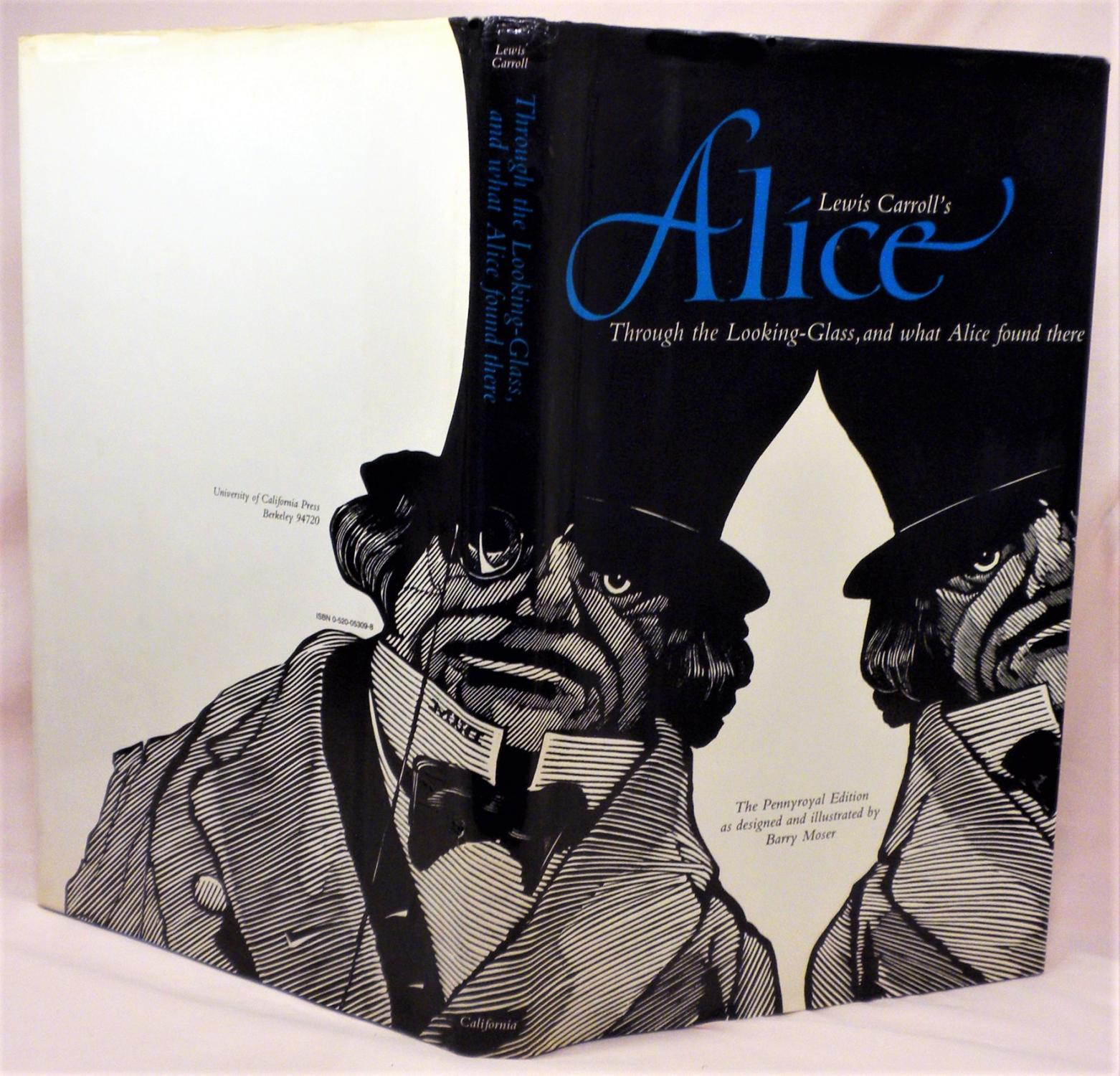 Alice Through The Looking-Glass, And What Alice Found -4948