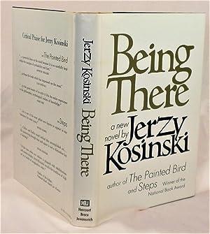 Being There: Jerzy Kosinski
