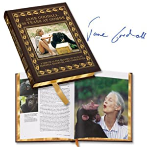Jane Goodall: 50 Years at Gombe: Jane Goodall