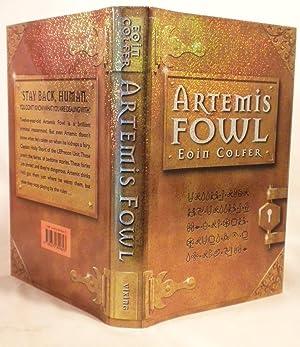 Artemis Fowl: Eion Colfer