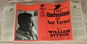 The Confessions of Nat Turner: William Styron