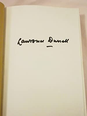 Tunc: Lawrence Durrell