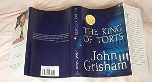 The King of Torts: John Grisham
