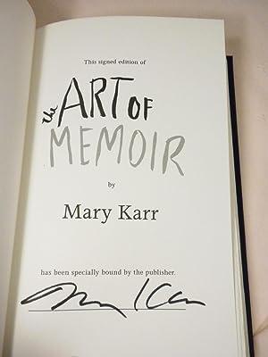 The Art of Memoir: Mary Karr
