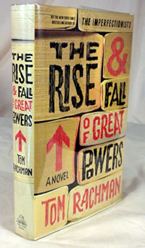 The Rise and Fall of Great Powers: Tom Rachman