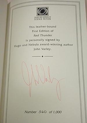Red Thunder: John Varley