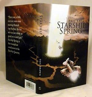 Starship Spring: Eric Brown