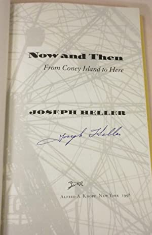 Now and Then: From Coney Island to Here: Joseph Heller