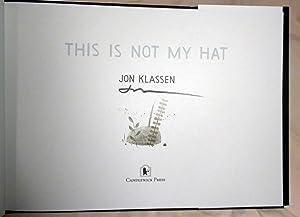 This is Not My Hat: Jon Klassen