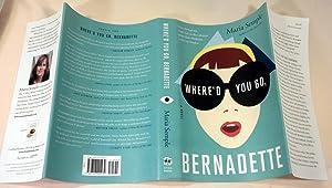 Where'd You Go, Bernadette?: Maria Semple