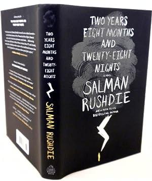 Two Years, Eight Months and Twenty-Eight Nights: Salman Rushdie
