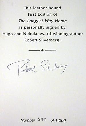 The Longest Way Home: Robert Silverberg