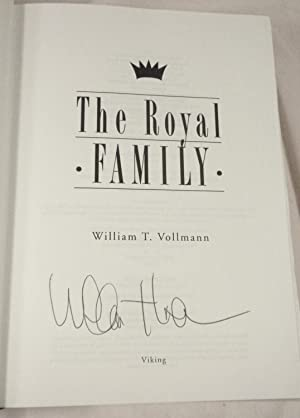 The Royal Family: William T. Vollmann