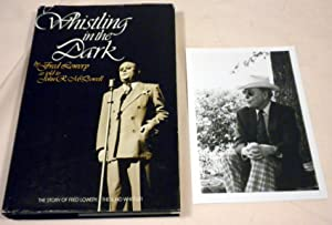 Whistling in tihe Dark: Fred Lowery (as told to John R. McDowell)