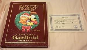 Season's Eatings: A Very Merry Garfield Christmas: Jim Davis