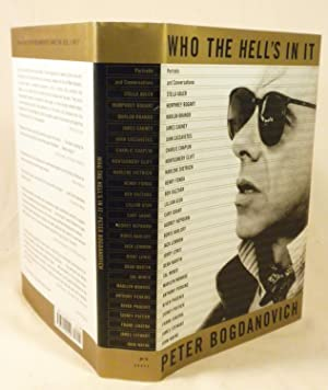 Who the Hell's In It? Portraits and Conversations: Peter Bogdanovich