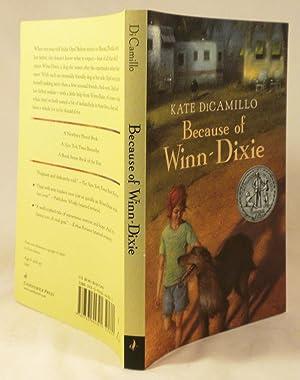Because of Winn-Dixie: Kate DiCamillo