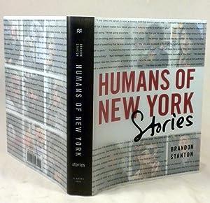 Humans of New York: Stories: Brandon Stanton