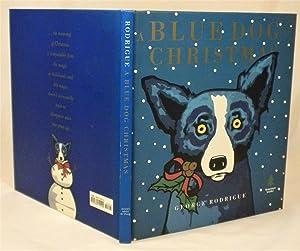 A Blue Dog Christmas: George Rodrigue