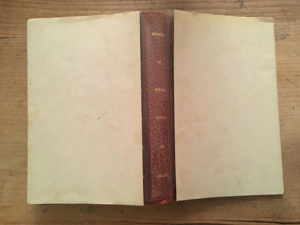 Voyage en Orient GéRARD DE NERVAL [ ] [Hardcover] (bi_22735001723) photo