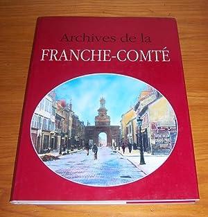 Archives de la Franche-Comté: JACQUES BORGE ET