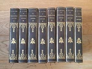 Théâtre complet d'Emile Augier en 7 volumes, accompagné d'Oeuvres ...