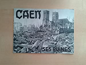 Caen et ses ruines: RAYMOND JACQUES