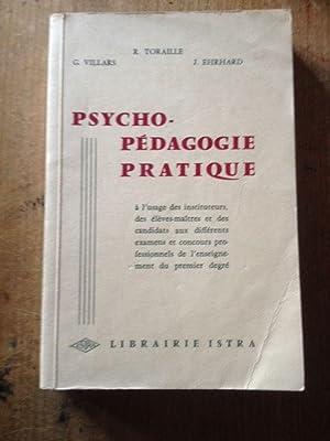 Psycho-pedagogie pratique: G. VILLARS, R.
