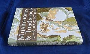 Mushrooms and Toadstools. The New Naturalist No.: Ramsbottom, John