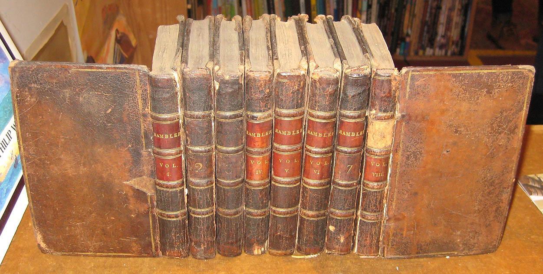The Rambler [Eight Volumes] The Rambler