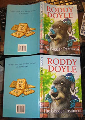 The Giggler Treatment [SIGNED COPY]: Doyle, Roddy