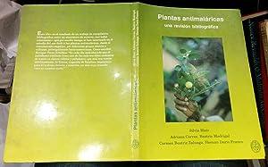Plantas Antimalaricas, Una Revision Bibliografica: Silvia Blair, Adriana Correa, Beatriz Madrigal, ...