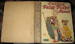 Collins' Fairy Folks' Annual: Various (Eleanor Farjeon;