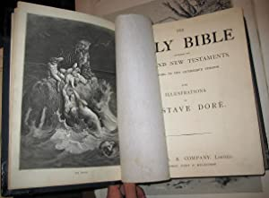 The Holy Bible Containing the Old and New Testaments, According to the Authorised Version